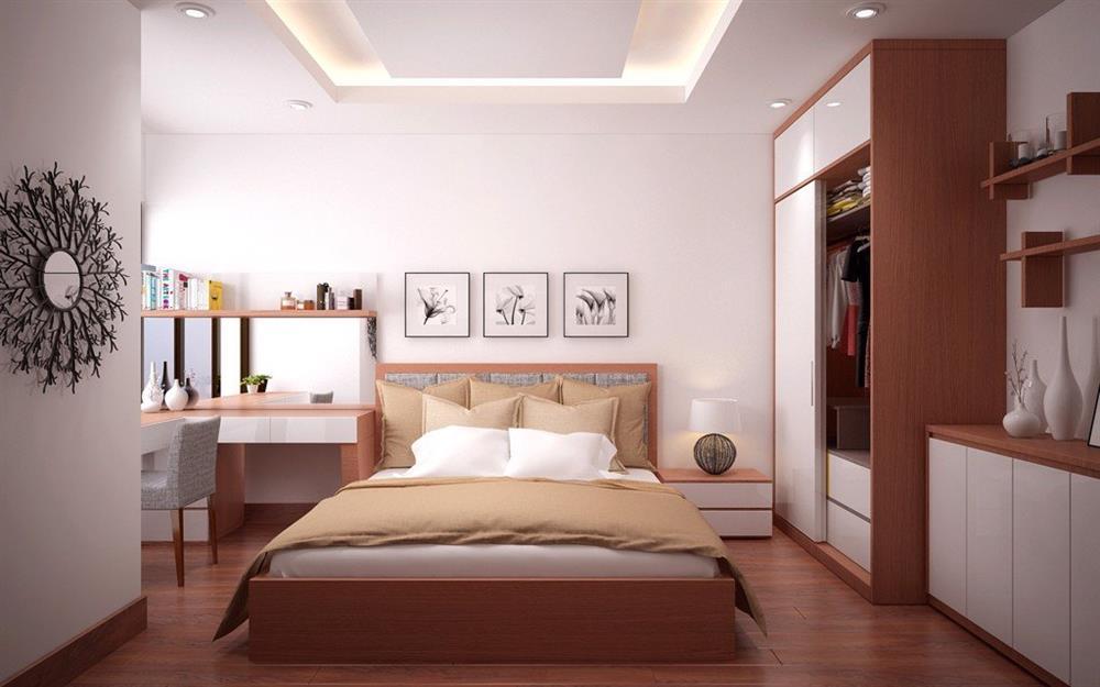 Cách bố trí phong thủy phòng ngủ cho bạn một không gian nghỉ ngơi hoàn hảo, đảm bảo luôn có giấc ngủ sâu và sức khỏe dồi dào-1