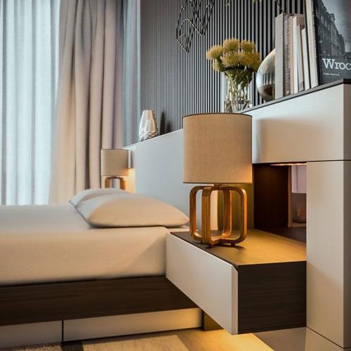 Cách bố trí phong thủy phòng ngủ cho bạn một không gian nghỉ ngơi hoàn hảo, đảm bảo luôn có giấc ngủ sâu và sức khỏe dồi dào-3