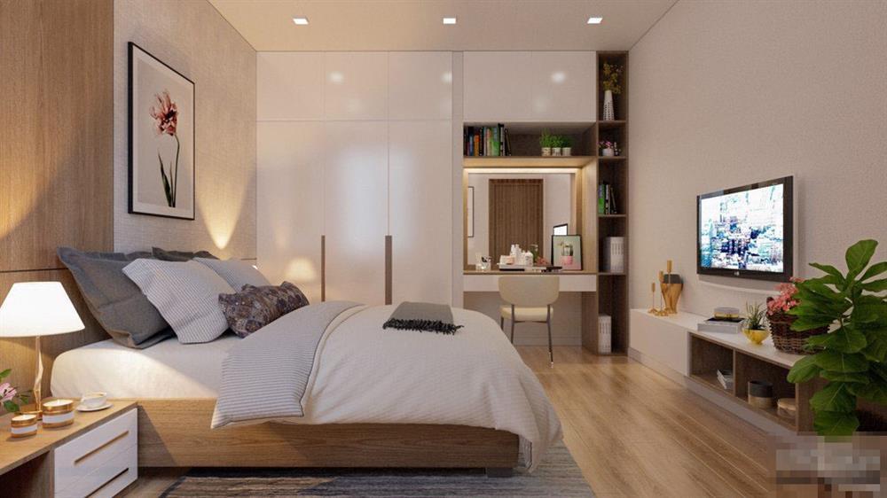 Cách bố trí phong thủy phòng ngủ cho bạn một không gian nghỉ ngơi hoàn hảo, đảm bảo luôn có giấc ngủ sâu và sức khỏe dồi dào-2
