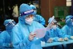 Sáng 1/8, Hà Nội thêm 18 ca dương tính SARS-CoV-2 tại 8 quận huyện-1