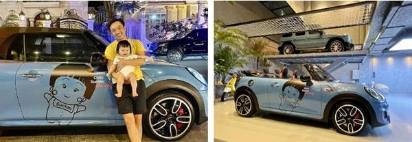 Rich kid Việt và những món quà khủng: Bộ đôi siêu xe ngót nghét 70 tỷ, đồng hồ sang với hàng hiệu nhiều không đếm nổi-9