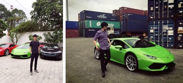 Rich kid Việt và những món quà khủng: Bộ đôi siêu xe ngót nghét 70 tỷ, đồng hồ sang với hàng hiệu nhiều không đếm nổi-17