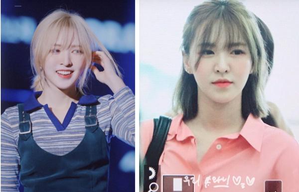 Tóc ngắn của Wendy (Red Velvet) từng gây sốt rầm rộ từ Hàn sang Việt vì quá xinh, đến giờ vẫn chưa hết mốt-8