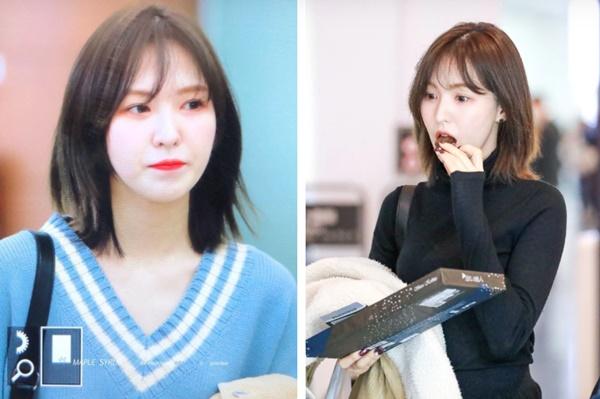 Tóc ngắn của Wendy (Red Velvet) từng gây sốt rầm rộ từ Hàn sang Việt vì quá xinh, đến giờ vẫn chưa hết mốt-4