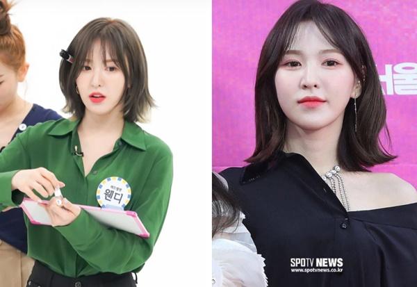 Tóc ngắn của Wendy (Red Velvet) từng gây sốt rầm rộ từ Hàn sang Việt vì quá xinh, đến giờ vẫn chưa hết mốt-3