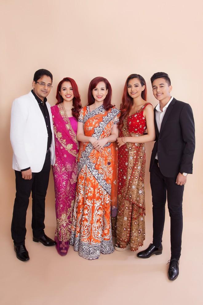 3 mỹ nhân Việt lấy chồng Ấn Độ có cuộc sống ra sao?-2