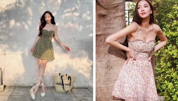 4 kiểu váy hè mỹ nhân Thái hay diện nhất: Toàn mẫu trẻ trung và rất sang chảnh-2