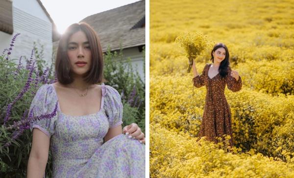 4 kiểu váy hè mỹ nhân Thái hay diện nhất: Toàn mẫu trẻ trung và rất sang chảnh-1