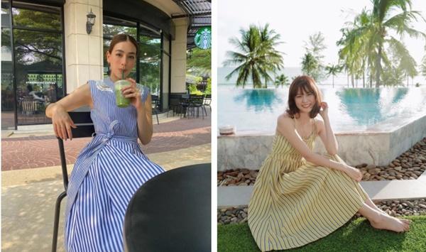4 kiểu váy hè mỹ nhân Thái hay diện nhất: Toàn mẫu trẻ trung và rất sang chảnh-6