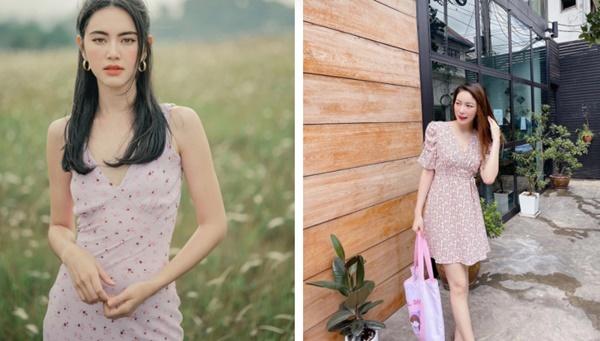 4 kiểu váy hè mỹ nhân Thái hay diện nhất: Toàn mẫu trẻ trung và rất sang chảnh-5