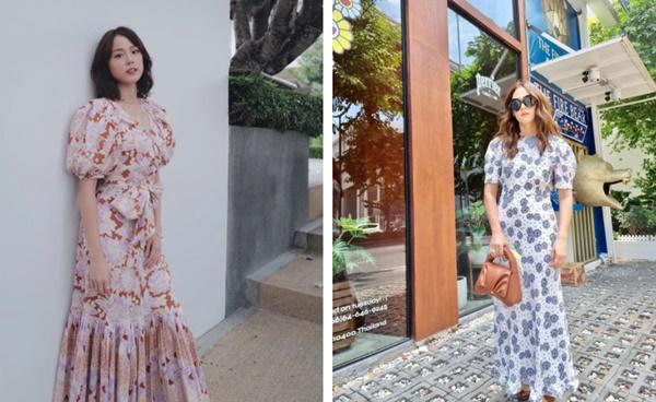 4 kiểu váy hè mỹ nhân Thái hay diện nhất: Toàn mẫu trẻ trung và rất sang chảnh-4