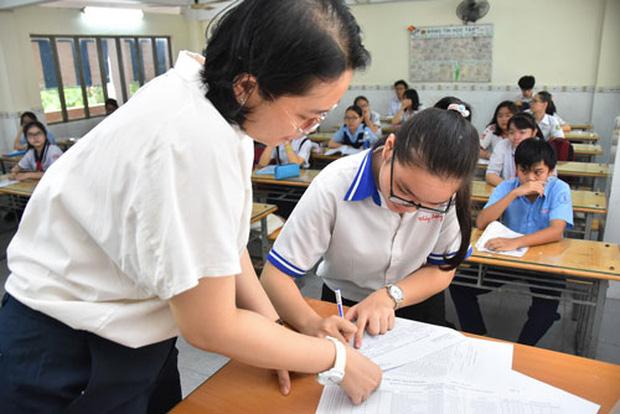 TP.HCM chuẩn bị xét tuyển lớp 10-1