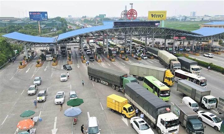 Yêu cầu người dân không ra khỏi Hà Nội trong thời gian giãn cách xã hội-1