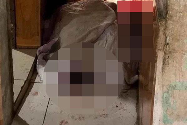Nghệ An: Người đàn ông bị chém gần lìa đầu khi vào can ngăn ẩu đả-1