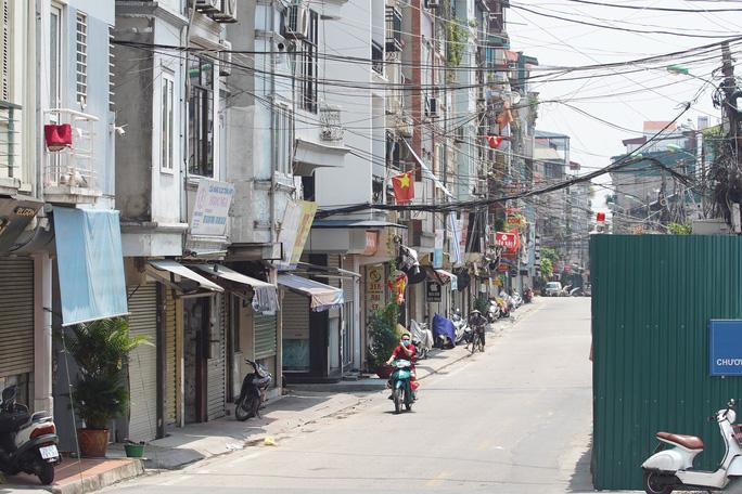 CLIP: Tiếp tế lương thực cho phường Chương Dương bị phong toả với 23 ngàn dân-9