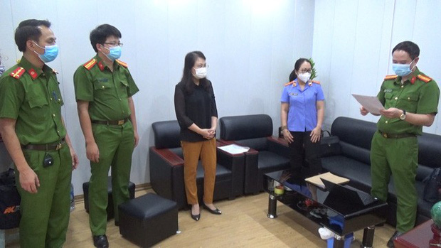 Bắt tạm giam Tổng Giám đốc Công ty Công viên Cây xanh Hà Nội và 6 đồng phạm-3