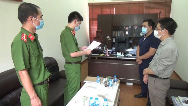 Bắt tạm giam Tổng Giám đốc Công ty Công viên Cây xanh Hà Nội và 6 đồng phạm-4