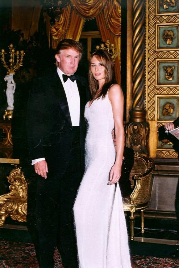 Cận cảnh biệt thự nguy nga nơi Donald Trump ở sau khi rời Nhà Trắng, riêng phòng khiêu vũ cũng được dát 7 triệu đô vàng lá-11