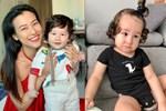 Quý tửlai Tây nhà MC Hoàng Oanh chưa đầy 1 tuổi đã biết chạy, luôn vui vẻ, tự tinnhờ cách chăm sóc và giáo dục của mẹ
