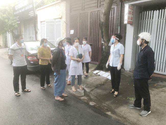 Hà Nội: Thêm một chợ đầu mối tạm thời bị phong tỏa, đóng cửa ngừng hoạt động vì COVID-19-1