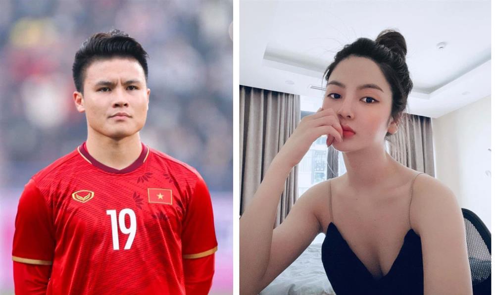 Bồ tin đồn Quang Hải mang ảnh vai trần hờ hững đi thả thính, viết gì mà netizen nghĩ ngay đến chàng cầu thủ?-1