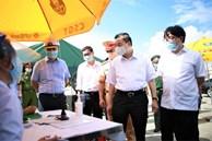 Chủ tịch Hà Nội: Tuyệt đối không để người dân ra ngoài địa bàn trong thời gian giãn cách xã hội