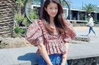 Có 1 kiểu áo blouse 'ém nhẹm' vòng 2 lớn lại hack tuổi trẻ trung, cả loạt sao Hàn đều đang mê mẩn