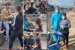 Quận Hoàn Kiếm thông tin vụ việc người dân vượt rào thép gai rời khỏi vùng phong tỏa-2