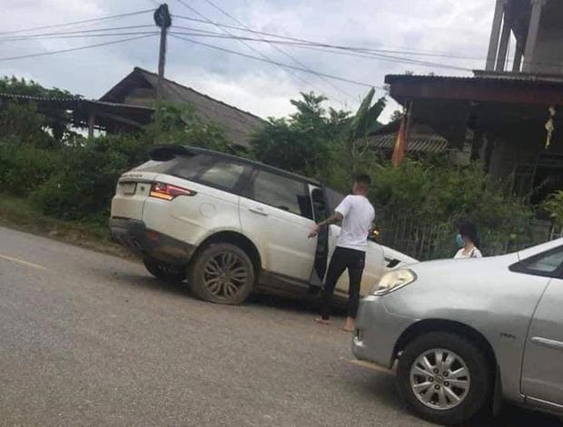 Giang hồ mạng Huấn Hoa Hồng lái xe Range Rover gặp nạn ở Yên Bái-2