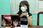 Phản cảm cô gái tự cởi nội y trên cầu Trường Tiền, sau đó quay clip và phát tán lên mạng