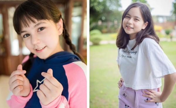 """Thiên thần nhí được mệnh danh tiểu mỹ nhân đẹp nhất Thái Lan"""" gây bất ngờ với diện mạo thiếu nữ ở hiện tại sau gần 10 năm-5"""