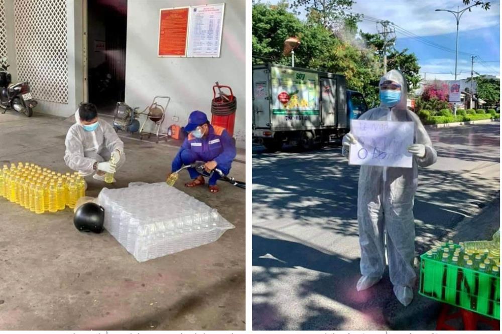 Cặp vợ chồng bán nhẫn, mua 200 lít xăng tặng đoàn người về quê bất chấp bị mẹ doạ từ mặt-2