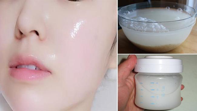 2 loại nước thần mà phụ nữ Nhật dùng để rửa mặt: Trắng da, ngừa nám mà còn chống nắng rất tốt-1