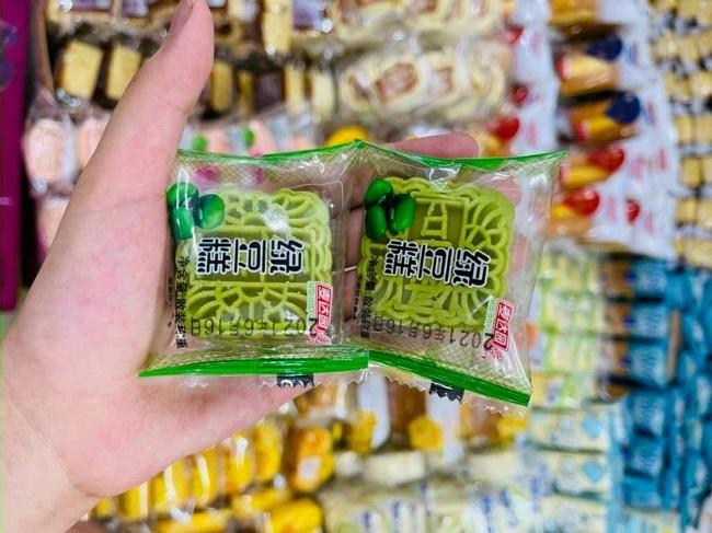 Bất ngờ bánh trung thu mini Trung Quốc bán đầy chợ với giá chỉ từ 3.000 đồng/chiếc-4
