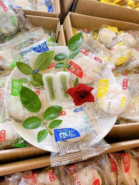 Bất ngờ bánh trung thu mini Trung Quốc bán đầy chợ với giá chỉ từ 3.000 đồng/chiếc-6