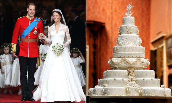 Điều ít biết về chiếc bánh cưới của Nữ hoàng Anh, ẩn chứa bí quyết đặc biệt sau 68 năm vẫn ăn được như thường-5
