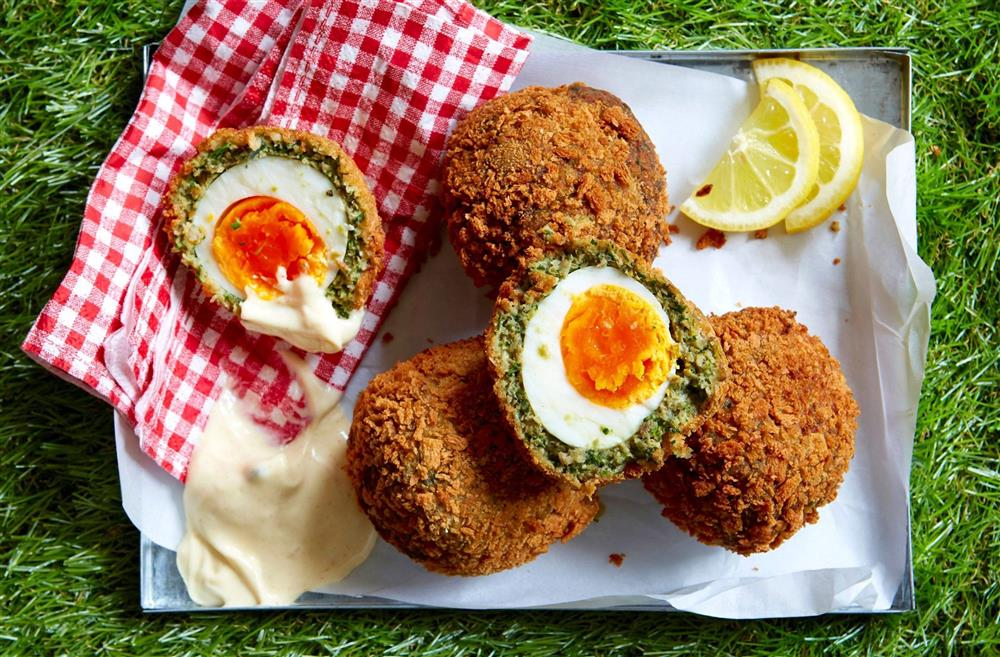 Trổ tài chế biến 5 món trứng nổi tiếng tại nhà-1