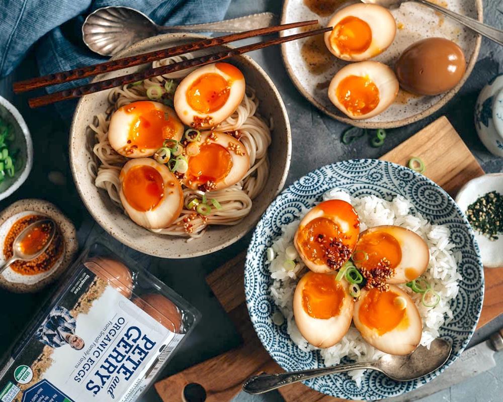 Trổ tài chế biến 5 món trứng nổi tiếng tại nhà-3
