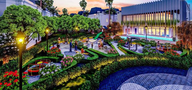 Lâu đài 400 tỷ Thái Công làm còn chưa xong, Đoàn Di Băng đã lập kế xây nhà mới vì một lý do không ai ngờ đến-4