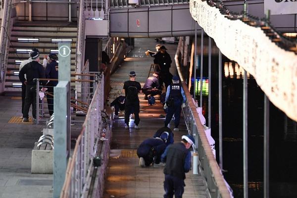 Nhật truy bắt kẻ sát hại nam thanh niên nước ngoài-1