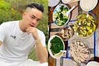 Sang Mỹ sống, Cao Thái Sơn càng chăm chỉ vào bếp nấu ăn, món nào cũngngon, đậm đà hương vị quê nhà