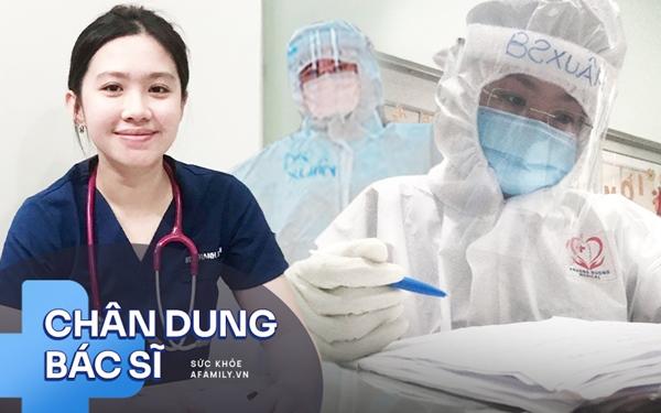 Nữ bác sĩ trong tua cấp cứu giành giật lại sự sống cho bệnh nhân COVID-19: Chưa bao giờ nghĩ tới việc bỏ cuộc!-1