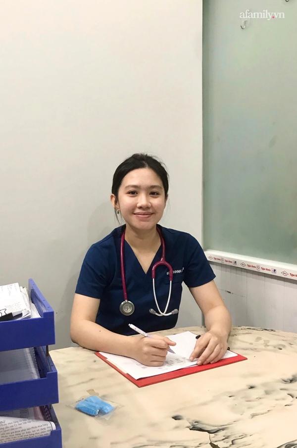 Nữ bác sĩ trong tua cấp cứu giành giật lại sự sống cho bệnh nhân COVID-19: Chưa bao giờ nghĩ tới việc bỏ cuộc!-5