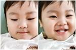 Con trai nói ngọng, Hòa Minzy bắt chước theo thì bị bé Bo 'bắt lỗi' khiến mẹ phải chào thua