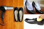 Trót tăng cân khiến đôi giày yêu thích của bạn bị chật? Thử ngay mẹo này đảm bảo bạn lại có thể sử dụng thoải máimà không đau chân