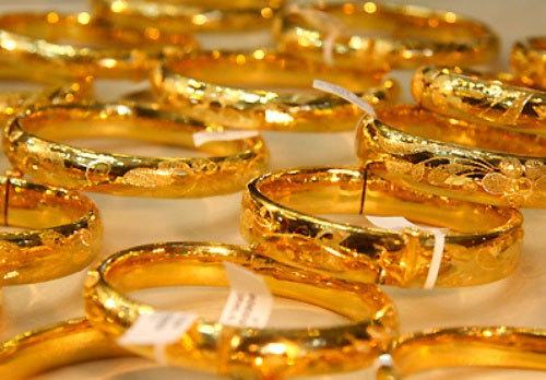 Giá vàng hôm nay 4/8: Vàng mất động lực, giá chùng xuống-1