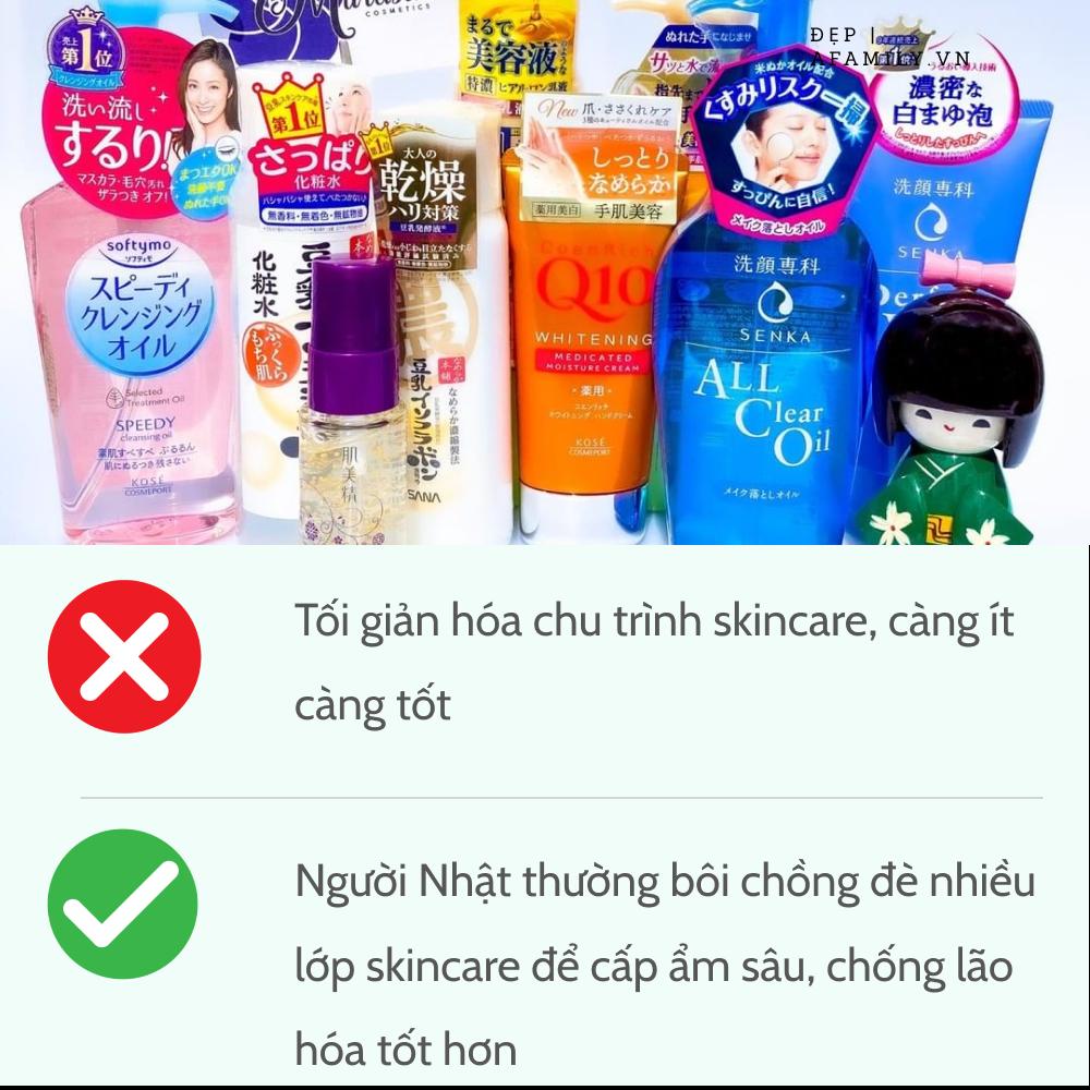 5 điều phụ nữ Nhật làm mỗi tối để giúp da luôn khỏe đẹp, ngừa lão hóa từ trứng nước-3