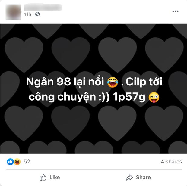 MXH náo loạn vì loạt bài đăng tung link clip sex nghi là của Lương Bằng Quang và Ngân 98, thực hư ra sao?-1