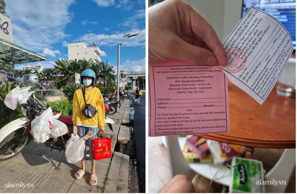 Cô gái người Nga chia sẻ chuỗi ngày giãn cách khó quên khi lần đầu đi chợ bằng phiếu, biết ơn Việt Nam vì sự tử tế dành cho cộng đồng người nước ngoài-1