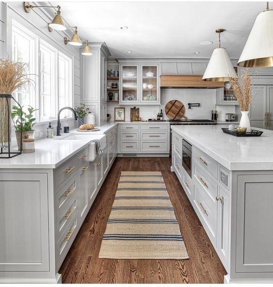 Những mẫu thiết kế phòng bếp độc đáo được ưa chuộng năm 2021-2